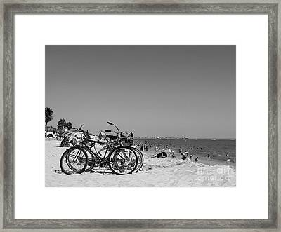 Summer Time Framed Print by Hartono Tai