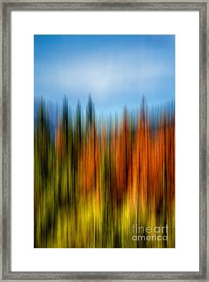 Summer's Coming Framed Print by Az Jackson