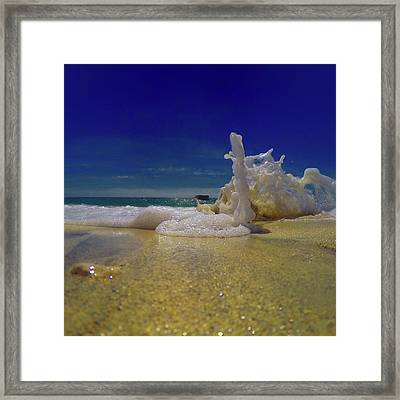 Summertime Framed Print by Contemporary Art