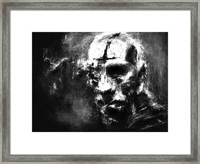 Summon Framed Print by Ian MacQueen