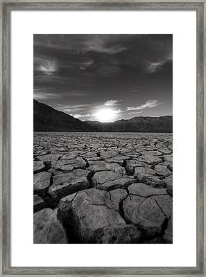 Sun You Crack Me Up Framed Print by Peter Tellone
