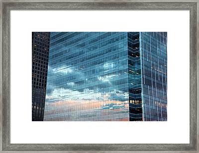 Sundown Framed Print by Ross Odom
