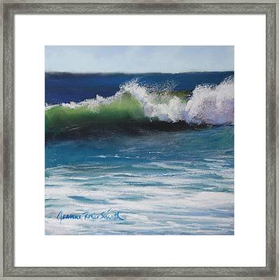 Sunny Day Framed Print by Jeanne Rosier Smith