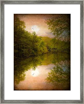 Sunrise 2 Framed Print by Jessica Jenney