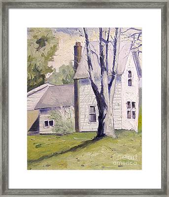Sunrise At The Murphy's Framed Print by Charlie Spear