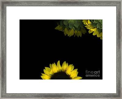 Sunrise Framed Print by Christian Slanec