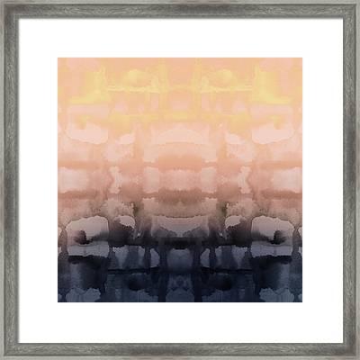 Sunrise Framed Print by Elisabeth Fredriksson
