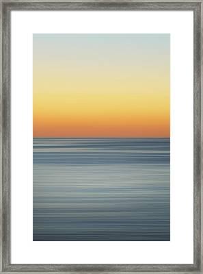 Sunset Dreams Framed Print by Az Jackson