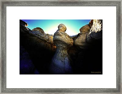 Sunsets Never Grow Old Framed Print by Brian Gustafson