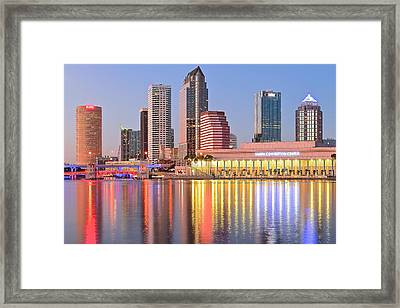 Sunshine State Framed Print by Frozen in Time Fine Art Photography