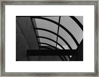 Super Dome Framed Print by Ravi Lee