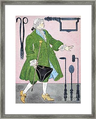 Surgeon, 18th Century Framed Print by Granger