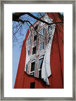 Surreal Framed Print by Paul Wear