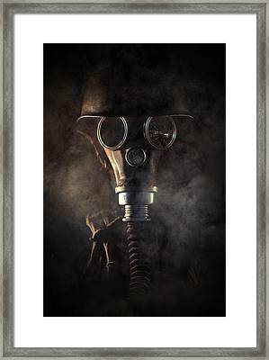 Survivor II Framed Print by Jaroslaw Blaminsky
