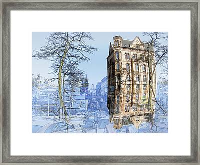 Susi One Framed Print by Joerg Bernhard Klemmer