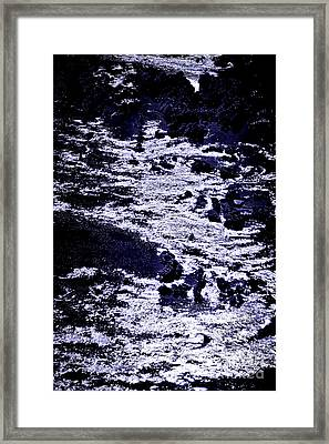 Susquehanna Magic Framed Print by Olivier Le Queinec