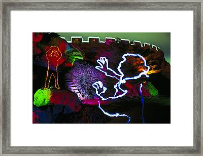 Sutro Heights San Francisco Framed Print by Garry Gay