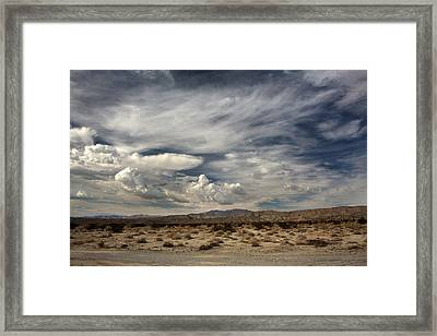 Sweeping Framed Print by Laurie Search