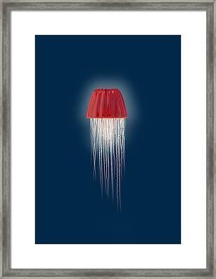 Sweet Death Framed Print by Nicholas Ely