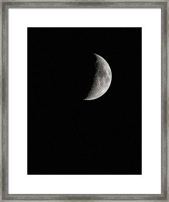 Sweet Dreams Framed Print by Jessica Duede