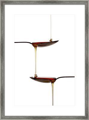 Sweet Framed Print by Gert Lavsen