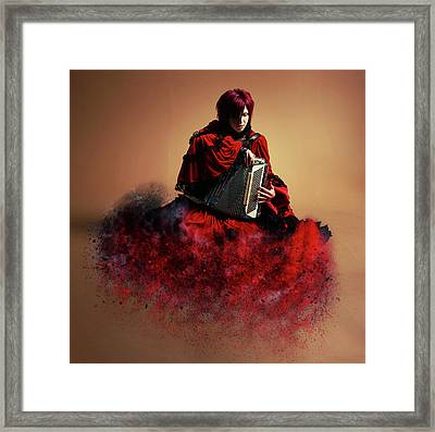 Sweet Music Framed Print by Stephen Smith
