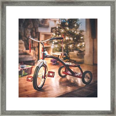Sweet Ride Framed Print by Scott Norris