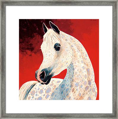 Sweetheart Framed Print by Bob Coonts