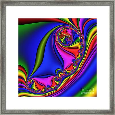 Swing 202 Framed Print by Rolf Bertram