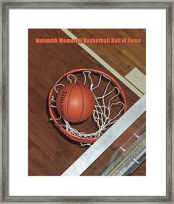 Swish Framed Print by Mike Martin