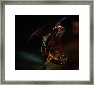 Symphonic Overtones Framed Print by David Lane