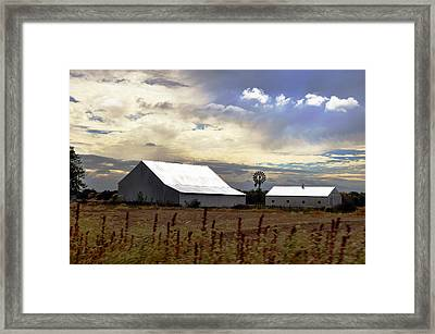 Taking Time Framed Print by Brittany H