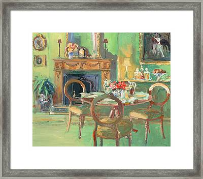 Tara Road Framed Print by William Ireland