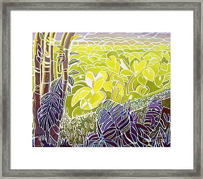 Taro Framed Print by Fay Biegun - Printscapes