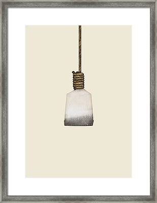 Tea For One Framed Print by Nicholas Ely