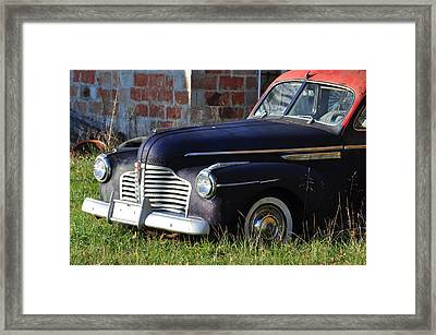 Tell Me What You See Framed Print by Jan Amiss Photography