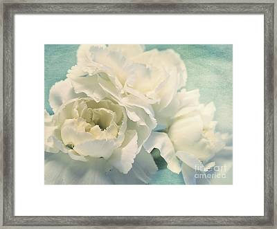 Tenderly Framed Print by Priska Wettstein
