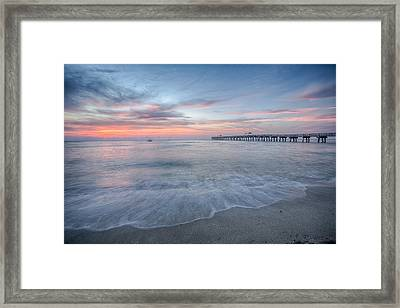 Thank The Morning Framed Print by Jon Glaser
