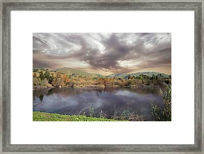 That Magic You Make Framed Print by Laurie Search