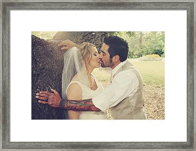 That Moment Framed Print by Laurie Search