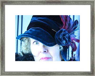 That Which Is Literary Beauty  Framed Print by Steven  Digman