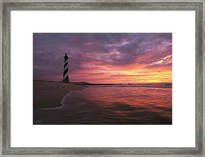 The 198-foot Tall Framed Print by Steve Winter