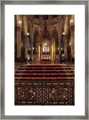 The Altar  Framed Print by Jessica Jenney
