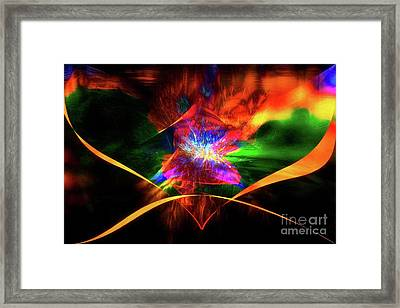 The Awakening Framed Print by Geraldine DeBoer