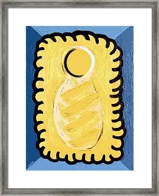 The Baby Jesus Framed Print by Patrick J Murphy
