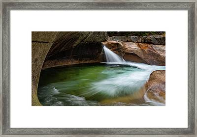 The Basin 2016 Framed Print by Bill Wakeley
