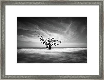 The Bay Framed Print by Ivo Kerssemakers