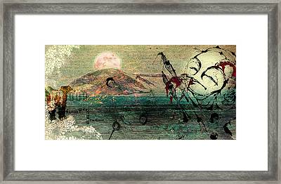 The Beginning  Framed Print by Mark M  Mellon