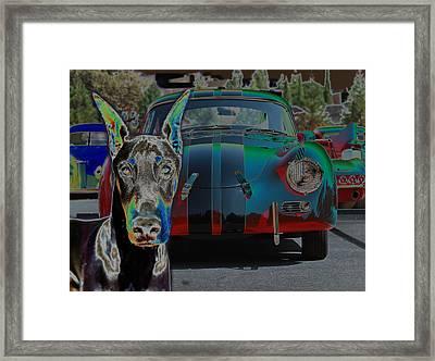 The Best  Framed Print by Rita Kay Adams