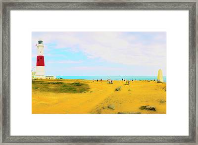 The Bill Framed Print by Jan W Faul